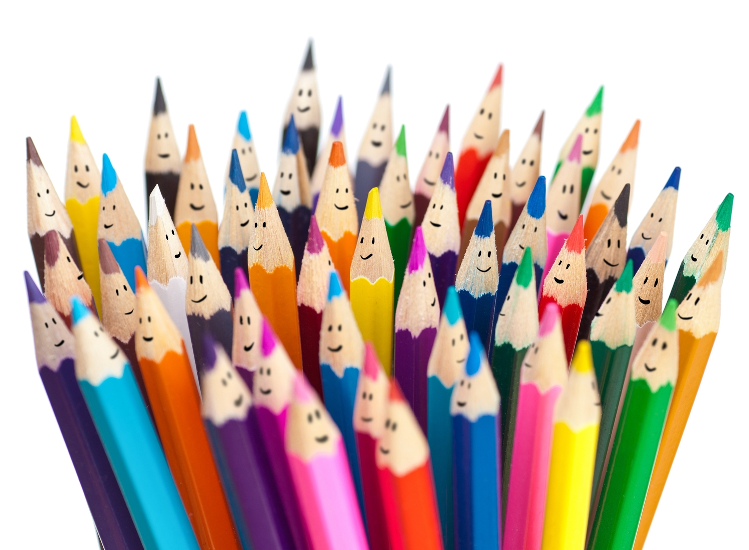 happy+pencils